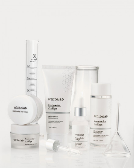 Brightening Face Series + Serum
