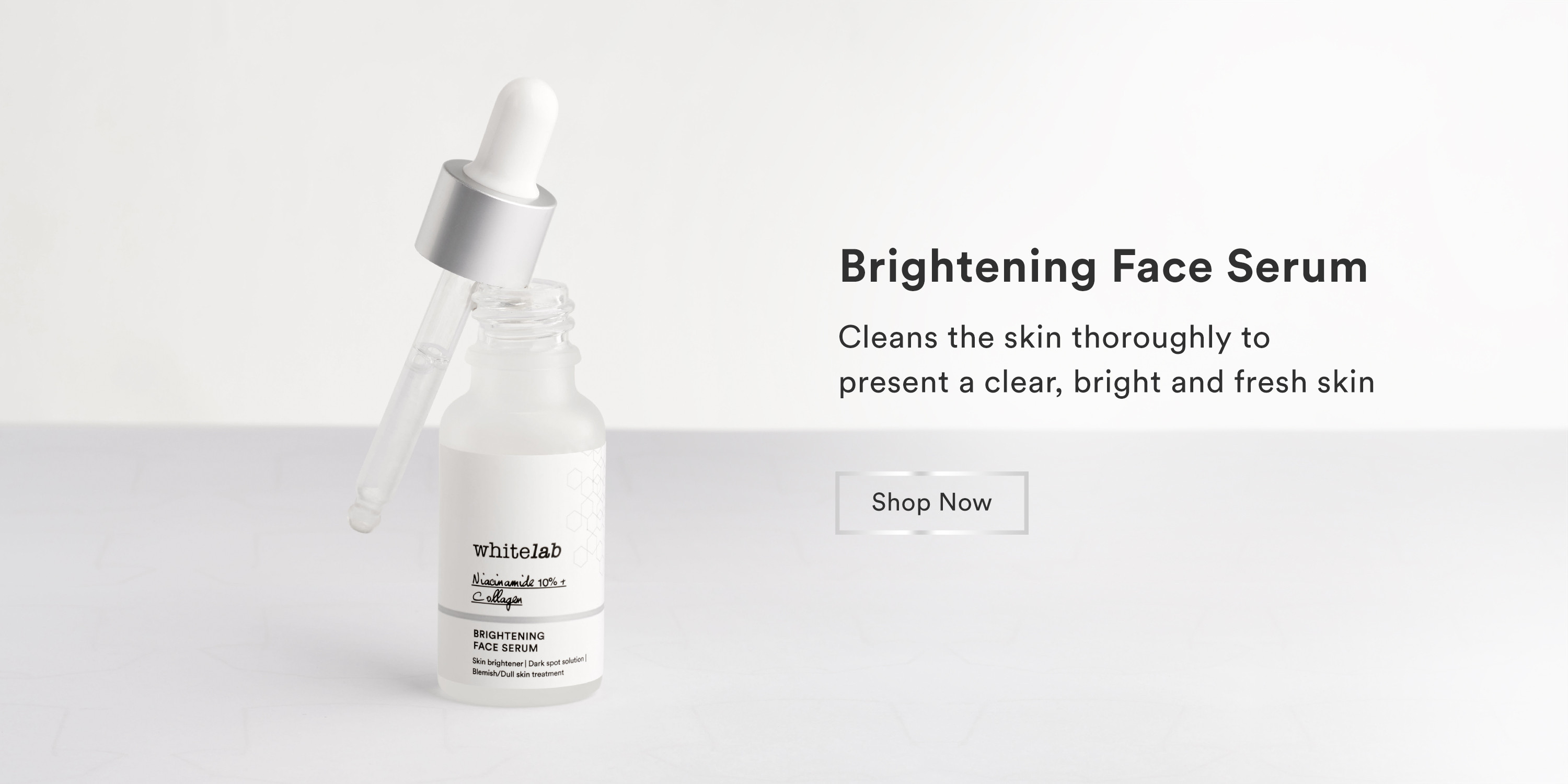 Brightening Face Serum