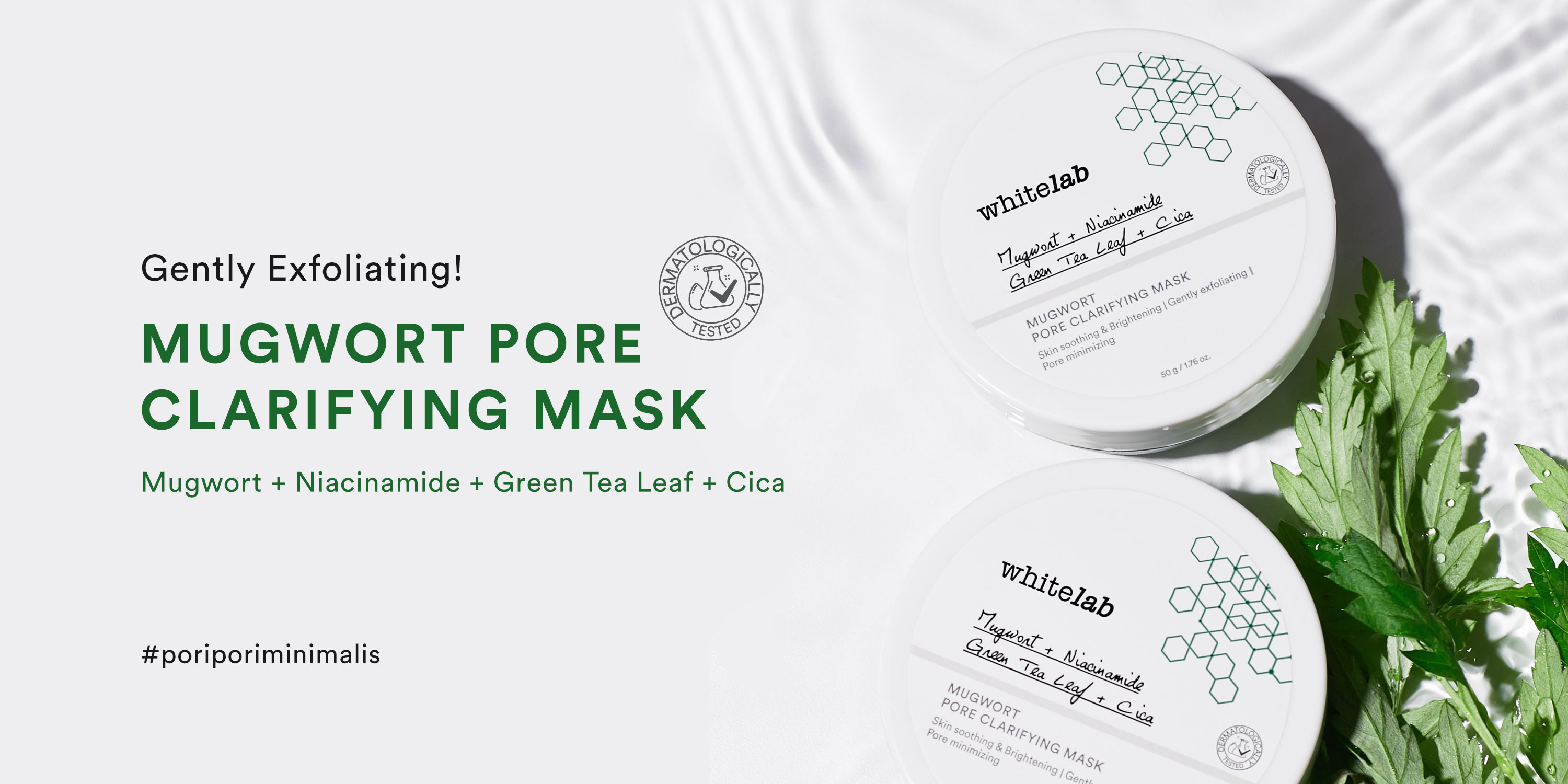 Mugwort Pore Clarifying Mask